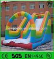 alibaba caliente baratos inflables toboganes para la venta