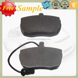 Factory custom production wholesale brake pads / Landrover D519