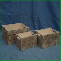 Vintage Wooden Vegetable Crates,Hotsale Products