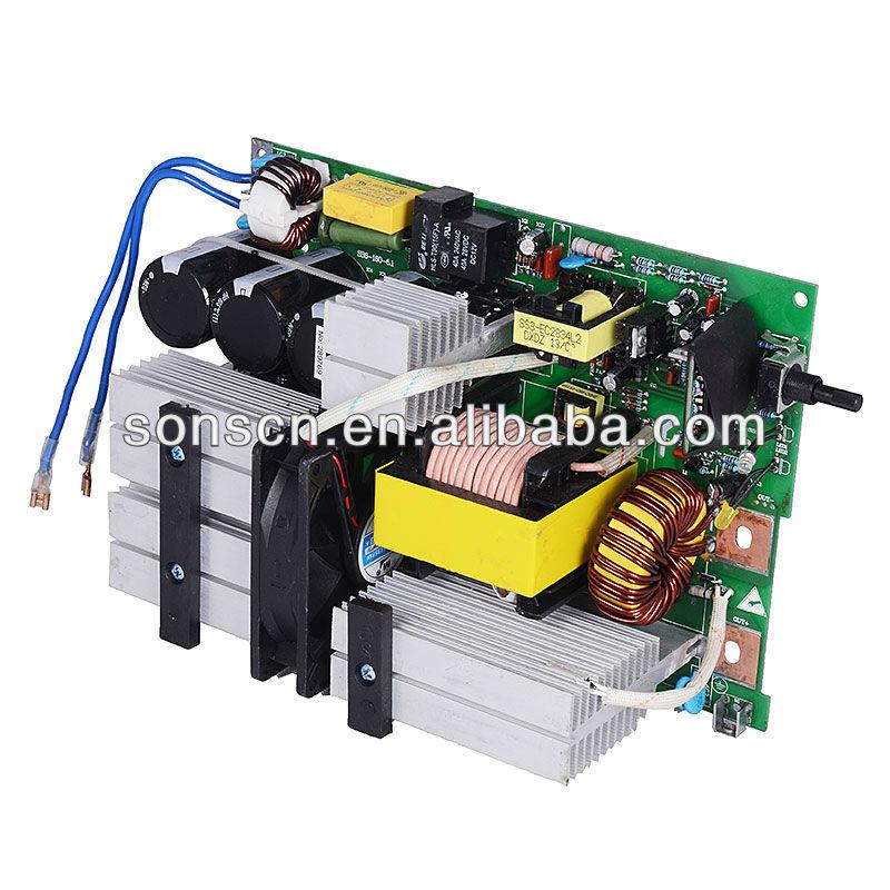 Stick Welder Circuit Diagram: Portable Arc Inverter Welding Machine Circuit Board Zx7