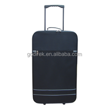 """20"""" smart and simple 600d polyester soft suitcase luggage"""