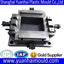 cajón contenedor molde del fabricante en china de shangai