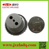 New arrival energy saving good small round aluminum radiator for led lights