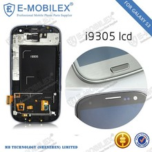 [E-MobileX LCD] direct buy china touch complete for Galaxy S3 white lcd touch screen