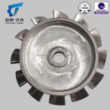 China supply top quality sand casting products cast iron