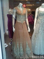 Pakistani fashion wedding dress