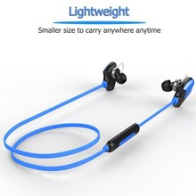 New design mini wireless bluetooth earphone V4.0 with microphone for gym