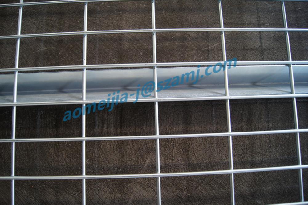 Aomeijia spécial accessoires galvanisé Panneau De Treillis Métallique en acier inoxydable