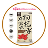 Organic nutrition goji berry fruit