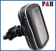 """4.3"""" Waterproof GPS Motorcycle/Bike Case/Cover/ waterproof Bag + Mount Holder"""