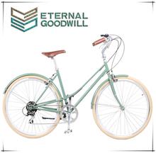 2015 The lasted model 28 inch 7speeds Vintage bike/bicycle GB 3061