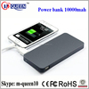 New products on china market MQ-80 Portable charger power bank / external battery charger / legoo power bank 10000mah