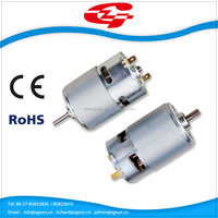 High speed PMDC motor for gardening tools ZYT775