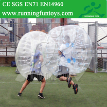 inflatable bubble ball walk water, walk in plastic bubble ball, bubble ball for rental BB141