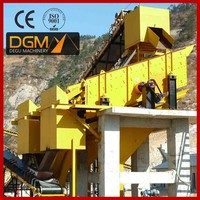 Very durable mining xxsx hot vibrating screen for crushing stone