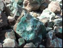Copper Ore Content 15% and above