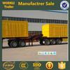 3 axle van semi trailer , box semi trailer , Series van semi trailer trailer