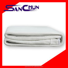 Comfortable Electric Blanket Pure 400G Non woven Heating Blanket