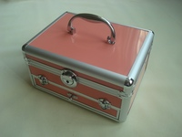 Cosmetic case ,cosmetic train case reviews,ladies beauty cosmetic box