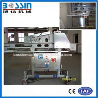 Meat Tender Machine Access to Flattening Machine