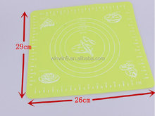 customs silicone baking mat 2 pack,wholesale/custom silicone baking mat