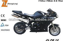mini electric pocket bike
