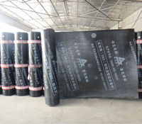 black tar paper polymer modified bitumen