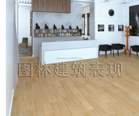 Caramel Bamboo Floor in Natural Color with Cheap Price Hot Sale Bamboo Products-KE-H01015