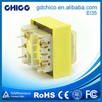 EI35 Strong load capacity low frequency transformer safety devices