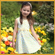 European And American Hot Selling Children Frocks Designs ZZJ-DR-33