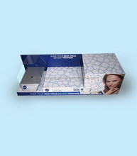 Cosmetic Promotional Acrylic Cardboard Counter Display Box