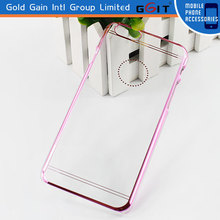 For iPhone 6 Case Transparent Crystal Clear Hard PC Back Cover, phone case for iphone 6
