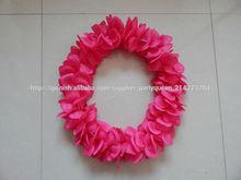 personalizado guirnalda de flores