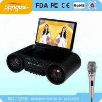 2014 hot sale Chinese Karaoke machine midi karaoke machine cheap poratble karaoke DVD
