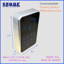 szomk plastic Instrument control box abs plastic case inductor enclosure