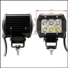 2015 Hotsell high lumen 2 rows Auto parts quad row led light bar