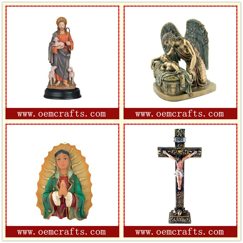 Full of love Jesus Christ Figurine Resin Religious Statues Wholesale