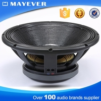 """LF18K810 high end high efficiency active 18"""" speaker 1000w rms subwoofer for big stage"""