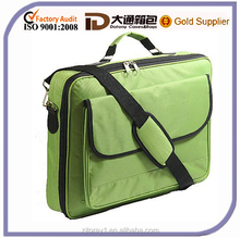 China Durable Shoulder Strap Business Laptop Bag With Front Pockets