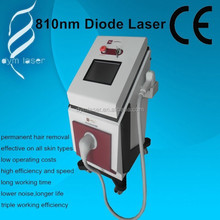 Beauty Machine long working time permanent hair removal 810nm Diode Laser
