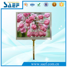 5.6 inch TFT LCD module 640x480 dots with touch screen with T-CON RGB interface 40 pins