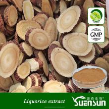 100% natural Liquorice Root Extract Glycyrrhizic acid powder