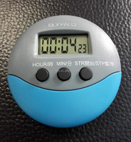24 hours timer, digial timer with clip, clock timer