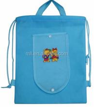 eco reusable folding non woven bag