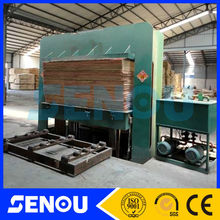 cold press machine/woodworking machine/ door cold press /hotpress