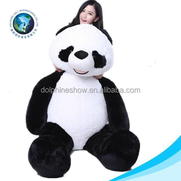 Panda Anime Love Lovely Plush Panda Bear