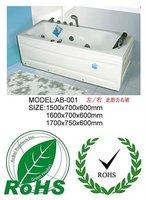 ABS cheap bathtub & Whirlpools & Good quality