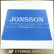 Manufacturing jewelry polishing cloth,silver cleaning cloth,3d glasses cleaning cloth