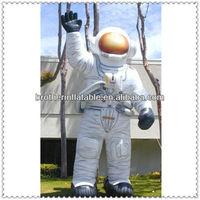 Astronaut flying man inflatable model