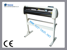 Cheap art sign usb driver cardboard flatbed fabric cutting artcut software free cutting plotter and printing